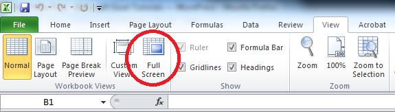 how to close fullscreen quickly mac