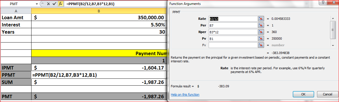 early loan payoff in excel 2010