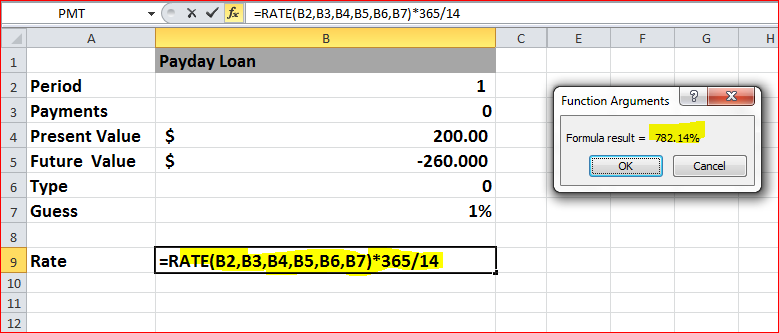 computing retirement payments in excel 2010