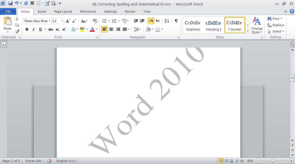 On The Page Layout Tab In Background Group Click Watermark Button And Then Custom 9 Printed Dialog Box
