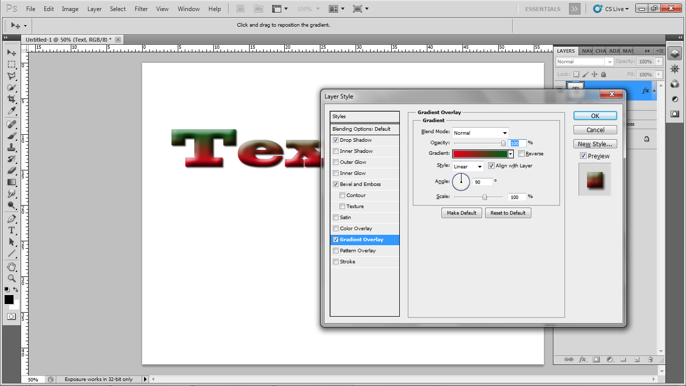 how-to-add-a-3d-effect-to-a-text