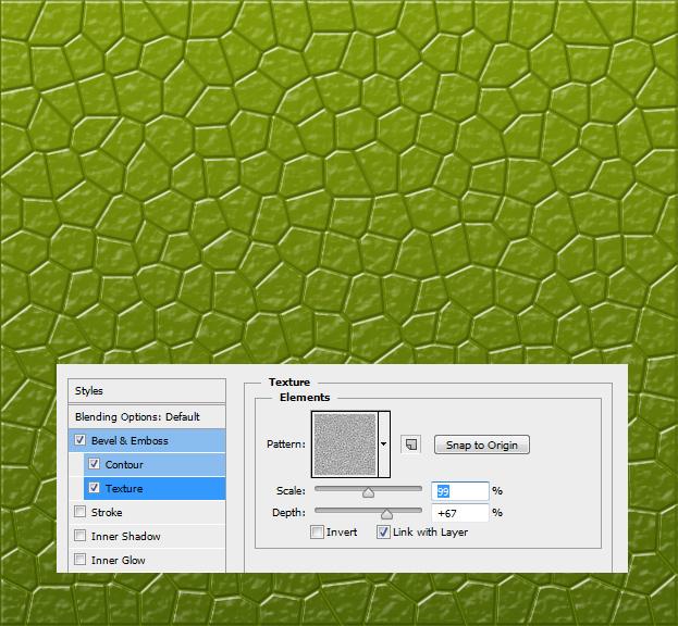 Photoshop Tutorials » Como crear una textura de piel de