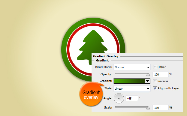 how-to-create-a-merry-christmas-lable-in-photoshop