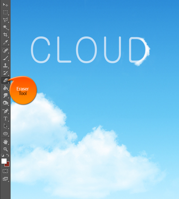 how-to-create-cloudy-sky-text-effect-in-photoshop